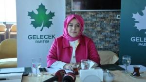 Gelecek Partili Sema Silkin'den Bakan Gül'e yanıt