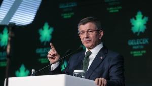 Gelecek Partisi Genel Başkanı Ahmet Davutoğlu, KHK'lıların hukuk ve adalet çığlığı her gün daha çok yükseliyor