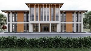 Görele'de Modern Kütüphane Projesinin Sözleşmesi İmzalandı