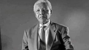 Güney Afrika'nın eski başkanlarından Nelson Mandela'nın bir anısı..