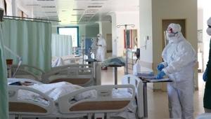 Hastanelerin yoğun bakım servisleri neredeyse tamamen doldu, 112 ekipleri ilçe ilçe boş yatak arıyor