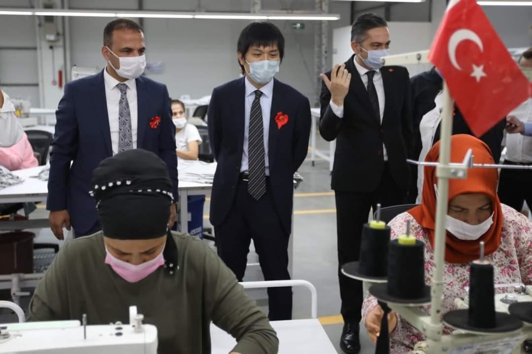JAPON TÜRK ORTAKLIĞI İLE 'FATSA KADIN MESLEKİ EĞİTİM MERKEZİ'NE UYGULAMA ONAYI