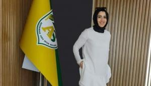 Kadın Kulüp Başkanı Tarihe Geçiyor...