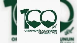 ORDU'NUN İL OLUŞUNUN 100. YILDÖNÜMÜ KUTLU Olsun