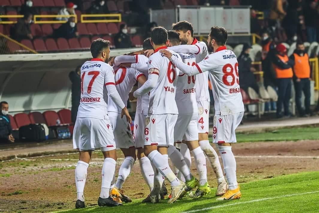 Samsunspor'un Süper Lig İçin Umudu Var