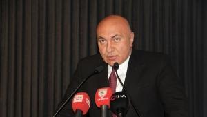 Samsunspor Başkanı Yüksel Yıldırım'dan teşvik primi iddiası