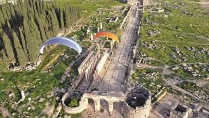 UNESCO Dünya Miras Listesinde Bir Antik Kent: Pamukkale