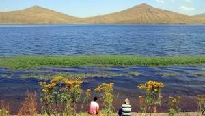 Ağrıda bir turizm potansiyeli :Balık Gölü