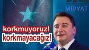 Ali Babacan : Elinizden geleni ardınıza koymayın...