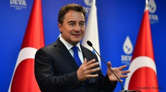 Ali Babacan TV5'te Liderler Turu Programına Katıldı
