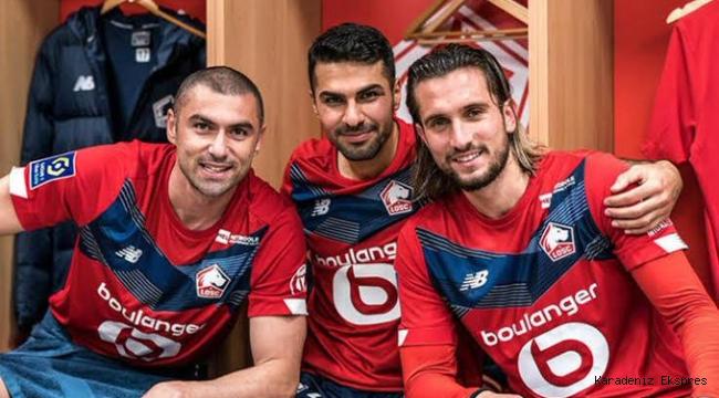 Bizim çocuklar Fransa'da PSG imparatorluğunu yıkarak şampiyon oldular..