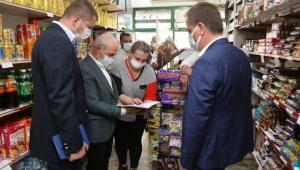 Büyükçekmece'de 'Askıda Defter' Hareketine Belediye Başkanı Akgün'den Destek