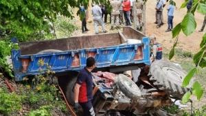 Erbaa'da traktör kazası: 1 kişi öldü