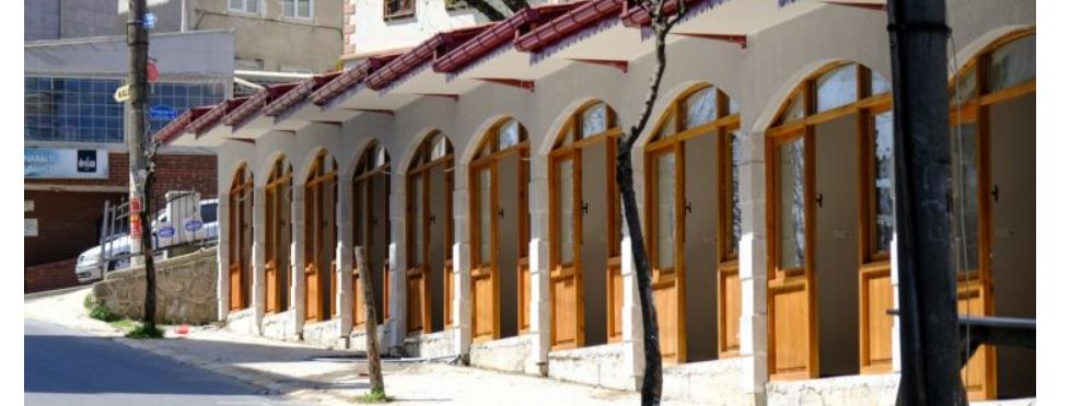 GİRESUN'DAYÖRESEL PAZAR YERİ PROJESİ TAMAMLANDI