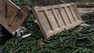Korona virüs nedeniyle 17 günlük kapanma çiftçiyi olumsuz şekilde vurdu