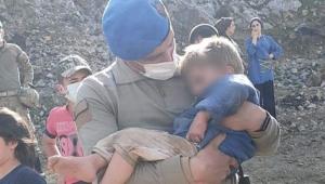 Tokat Seki Dağı Yaylasında kaybolan 2 yaşındaki çocuk bulundu
