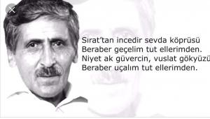 Üstad Abdürrahim Karakoç'u vefaat yıl dönümünde saygı ve rahmetle anıyoruz