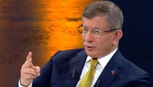 Ahmet Davutoğlu, Fatih Altaylı ile Teke Tek programına konuk oldu