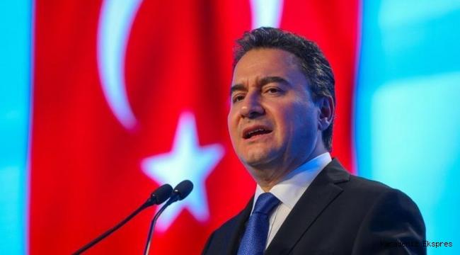 Ali Babacan: 'Gençler geçimini harçlıkla sürdürürken nasıl aile kursunlar?'