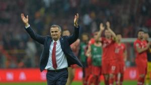 EURO 2020'de İtalya maçı Şenol Güneş için bir ilk!