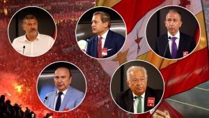 Galatasaray'da kritik seçim günü: Üyeler sandık başında