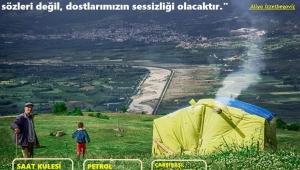 """GELECEĞİMİZ İÇİN """"BİR İMZA"""""""