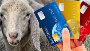 Kredi kartıyla kurbanlık alınır mı? Kredi kartıyla kurban kesilir mi?