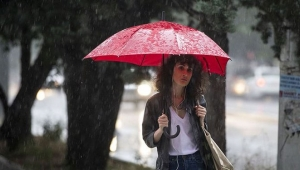 Meteorolojiden iki bölge için sağanak uyarısı