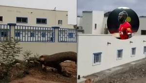 Senegalli Sadio Mane ülkesinde hastane yaptırdı…