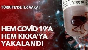 Trabzon'da bir kadında hem Covid 19 hem de Kırım Kongo Kanamalı Ateşi (KKKA) hastalığı görüldü