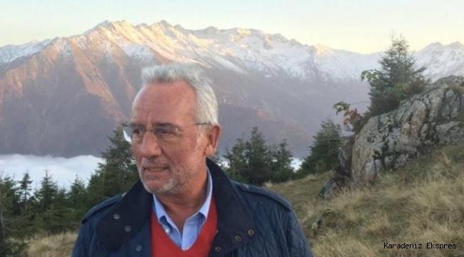Trabzon ve Trabzonspor camiasının büyük kaybı...Nurlar içinde yat Engin Kalafatoğlu