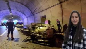 Giresun'daki trafik kazasında genç kızımız hayatını kaybetti