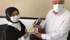 Gölköy İmam Hatip Lisesi öğrencisi Hazal Türk Hikaye Yarışması'nda Türkiye 1.si oldu