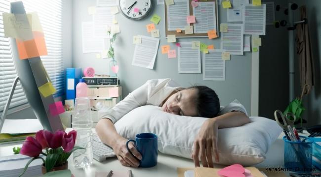 Halsizliği ve kronik yorgunluğu hafife almayın! Ciddi hastalıkların habercisi olabilir