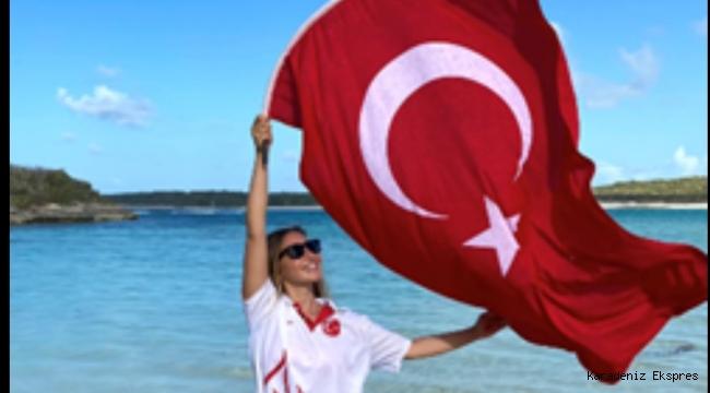 ŞAHİKA ERCÜMEN,3 MADALYA VE 5 RESMİ TÜRKİYE REKORU İLE DÖNÜYOR!