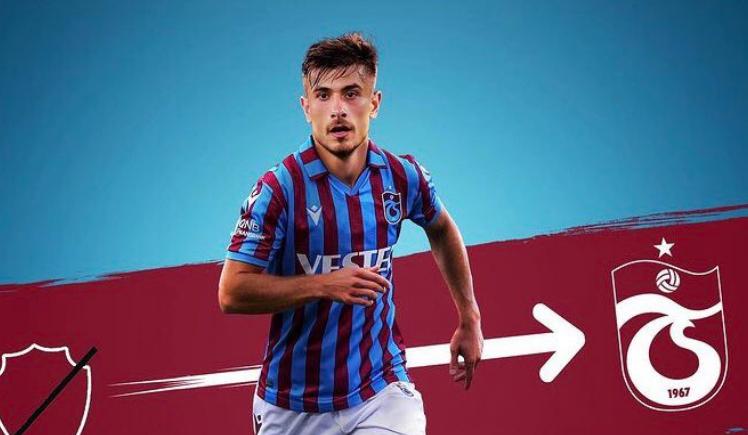 Trabzonspor'a hoş geldin Dorukhan Toköz