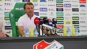 Bursaspor'un teknik direktörü Tamer Tuna oldu iddiası