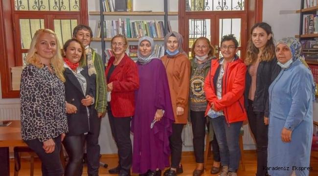 Giresun'daki kadın kooperatifleri bir araya geldi
