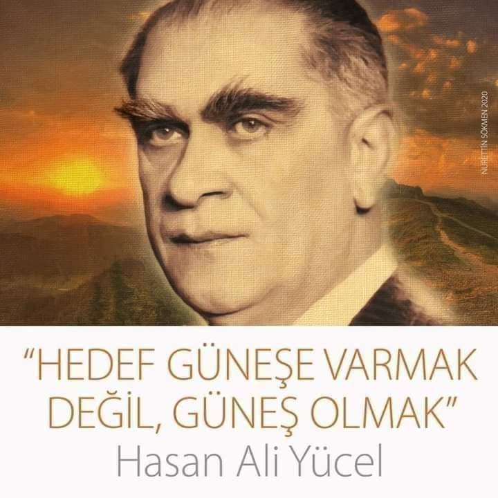 """""""HEDEF GÜNEŞE VARMAK DEĞİL,GÜNEŞ OLMAK"""""""
