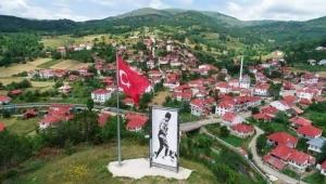 #Karadeniz'in doğa ve mimarisini koruyan mahalle: #Yeşilce