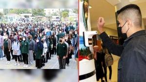 Öğrenciler uzun bir aradan sonra sınıflarına kavuştu