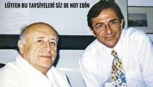 Prof. Dr. Osman Müftüoğlu, Süleyman Demirel'in öğütlerini toplamış