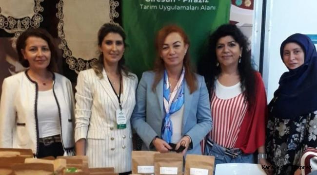 Yöresel Ürünler, Gastronomi, Kültür, Kadın ve Kooperatifçilik Çalıştayı Ordu'da Yapıldı