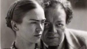 Frida Kahlo'nun Çok Sevdiği Diego'dan Vazgeçme Eşiğini Anlattığı Mektup