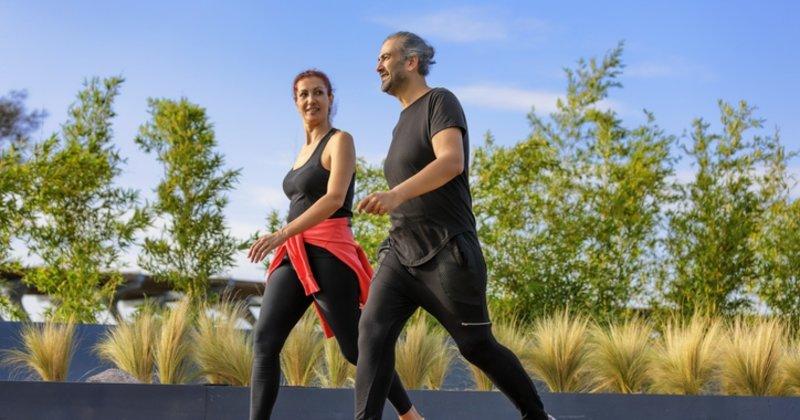 Haftada 5 kez 30 dk yürüyüş yapmak kalp krizi riskini %19 azaltıyor