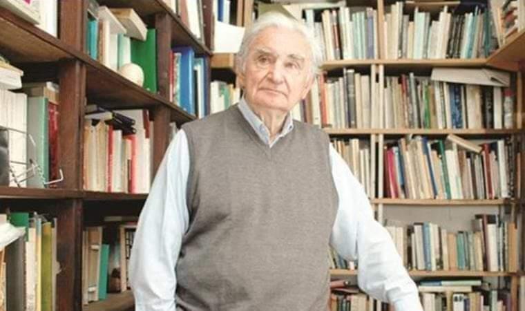 Mimarlık tarihçisi, akademisyen, profesör, araştırmacı yazar Doğan Kuban söylüyor...