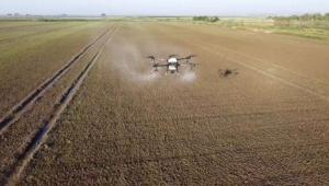 Tarımdadroneteknolojisi yaygınlaşıyor