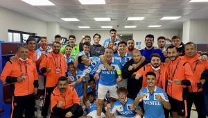 Trabzonspor U19 takımı Avrupa'da tur atladı