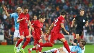 Türkiye Norveç: 1-1 | Hayaller Başka Bahara mı Kaldı?