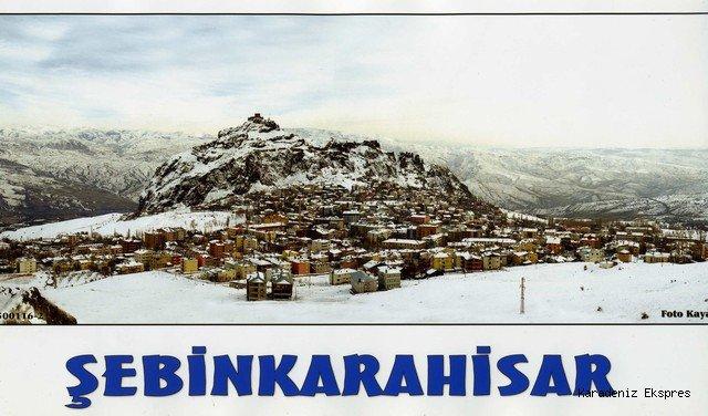 Şebinkarahisar'da Kar Festivali düzenlenecek